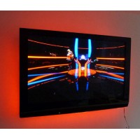 LED USB Powered Colour Change TV Backlight Kit