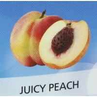 KIK E-CIGARETTE 6MG JUICE JUICY PEACH