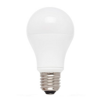ES (E27) GLS Opal White LED Light Bulbs 9.5 Watt 5000K