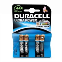 DURACELL ULTRA AAA BATTERIES 4PK