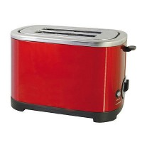 LLOYTRON E2014RD RED 2 SLICE TOASTER