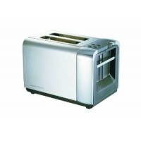 MORPHY RICHARDS 44415 BRUSHED STAINLESS STEEL 2 SLICE TOASTER