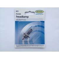 RING AUTOMOTIVE H1 RU448 CAR HALOGEN HEADLAMP BULB