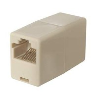 RJ45 to RJ45 Cat 5e Straight Coupler
