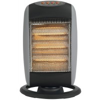 STATUS 1.2KW HALOGEN 3 BAR OSCILLATING HEATER